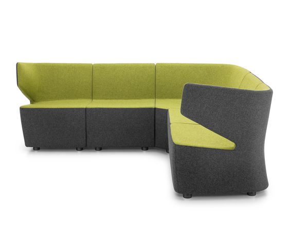 PABLO MODULOR Couch by Girsberger by Girsberger