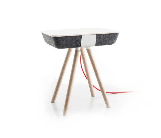 Pad Box Wood by Conmoto by Conmoto