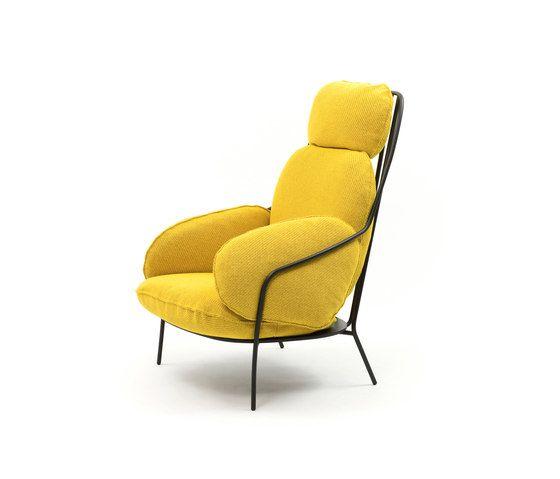 Paffuta Chair by Discipline by Discipline