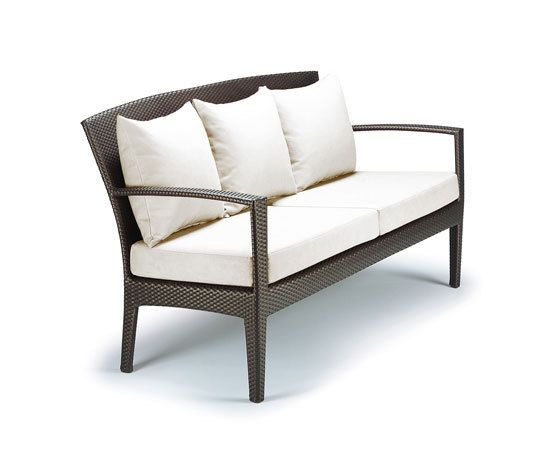 Panama 3 seater by DEDON by DEDON