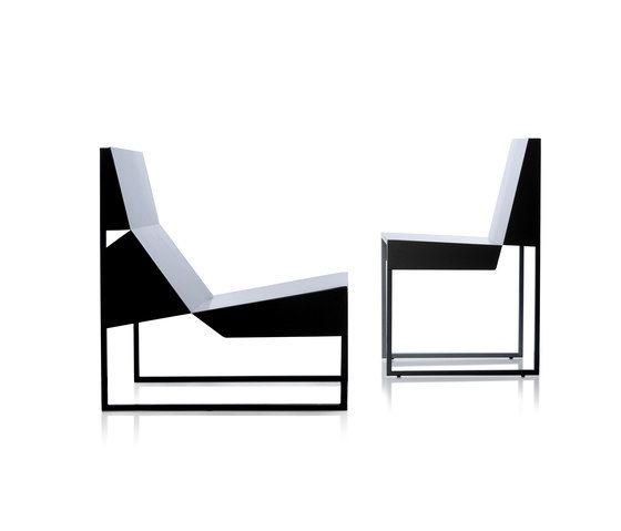 Paper Chair Lounge by Branca-Lisboa by Branca-Lisboa