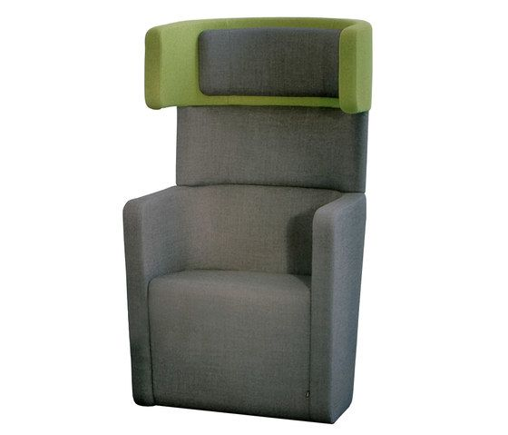 PARCS Wing Chair by Bene by Bene