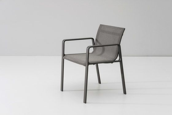 Park Life dining armchair by KETTAL by KETTAL