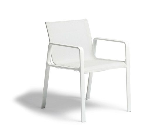 Park Life low dining armchair by KETTAL by KETTAL