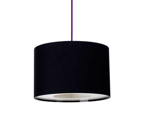 Paso 35 P1 Uni Pendant black-purple by Darø by Darø