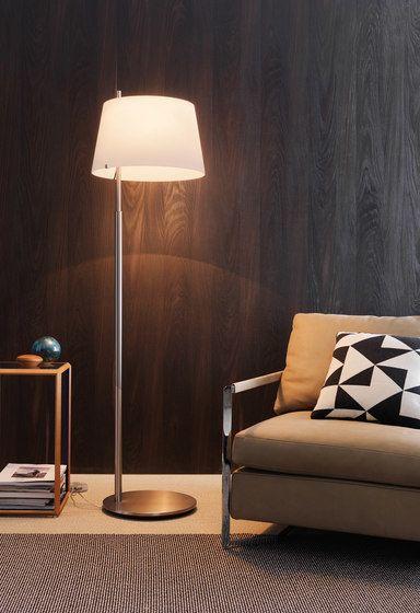 Passion floor lamp by FontanaArte by FontanaArte