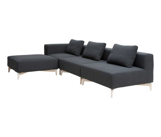 Passion sofa by Softline A/S by Softline A/S