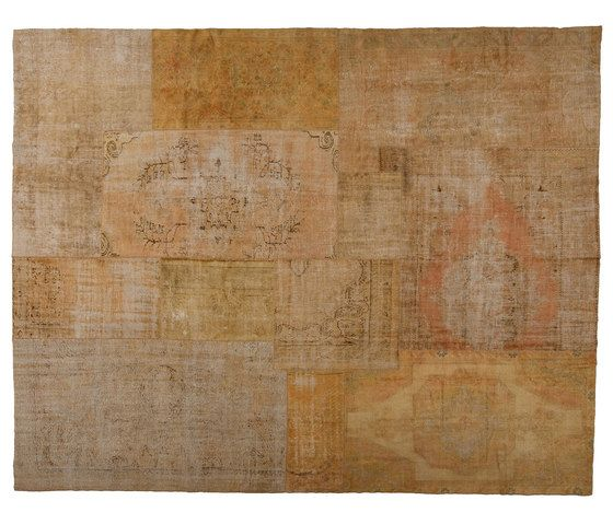Patchwork Decolorized beige by GOLRAN 1898 by GOLRAN 1898