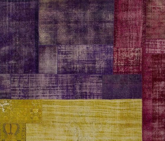 Patchwork Decolorized multicolor by GOLRAN 1898 by GOLRAN 1898