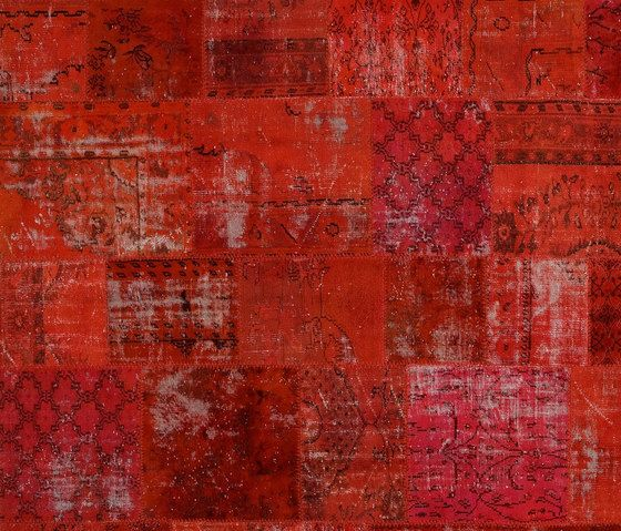 Patchwork orangine by GOLRAN 1898 by GOLRAN 1898