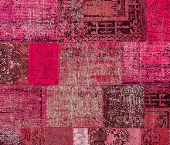 Patchwork pink by GOLRAN 1898 by GOLRAN 1898