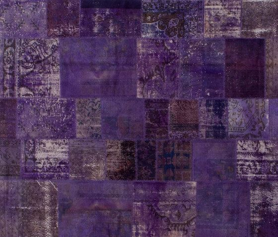 Patchwork purple by GOLRAN 1898 by GOLRAN 1898