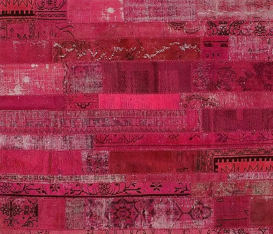 Patchwork Restyled pink by GOLRAN 1898 by GOLRAN 1898