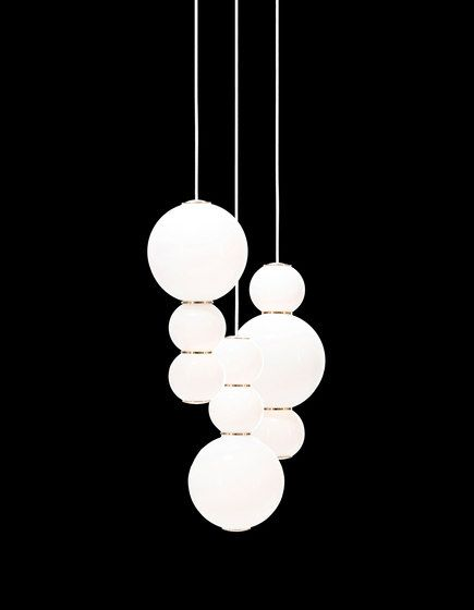 Pearls Chandalier 3 - ACD by Formagenda by Formagenda