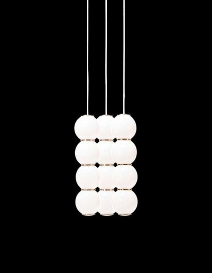 Pearls Chandalier 3 - BBB by Formagenda by Formagenda