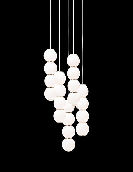 Pearls Chandalier 5 - BBBBB by Formagenda by Formagenda
