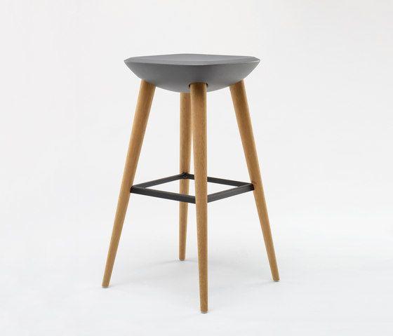 Pebble Barstool XL by De Vorm by De Vorm
