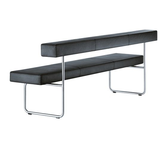PERMESSO Bench by Girsberger by Girsberger