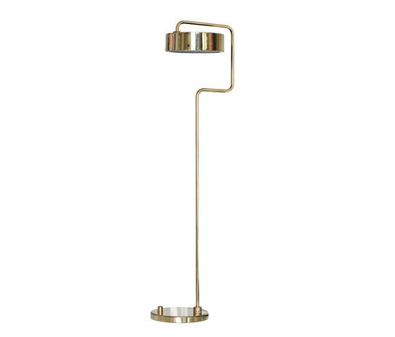 Petite Machine Floor Lamp by Red Edition by Red Edition