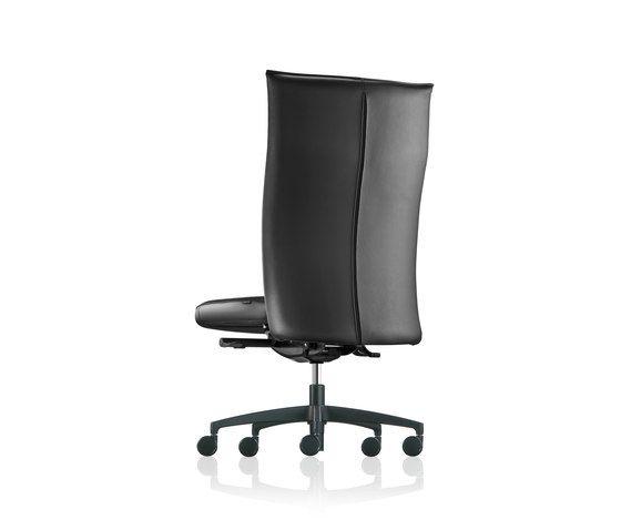 pharao swivel chair high by fröscher by fröscher