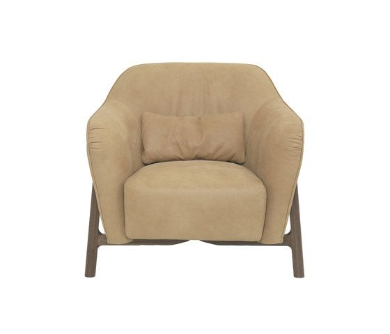 Pilotis armchair by De Padova by De Padova