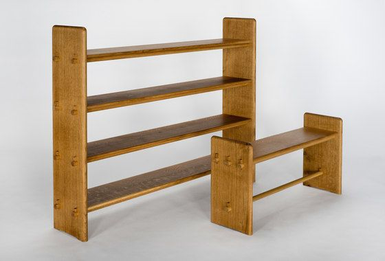 Pin Shelf by Fort Standard by Fort Standard
