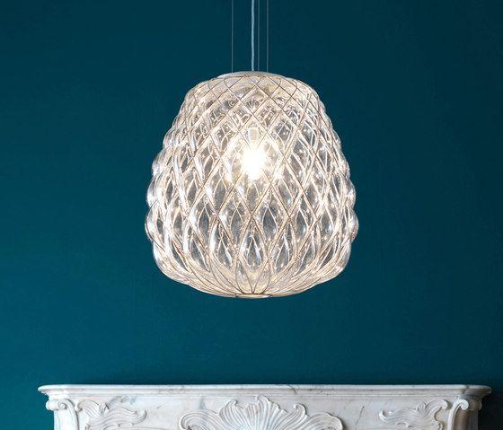 Pinecone Suspension lamp by FontanaArte by FontanaArte