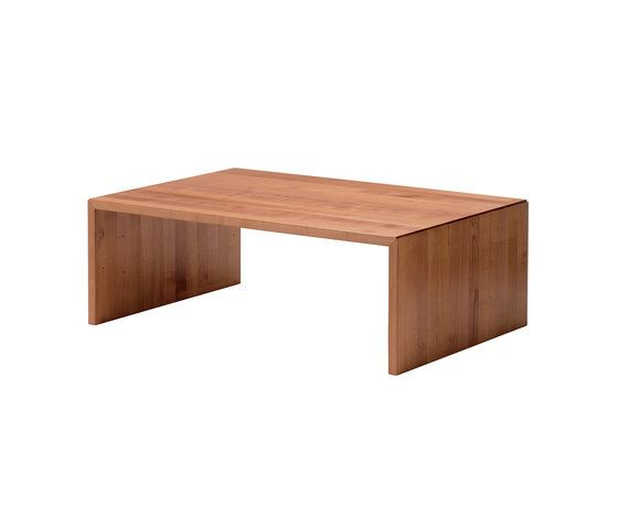 ponte coffee table by TEAM 7 by TEAM 7
