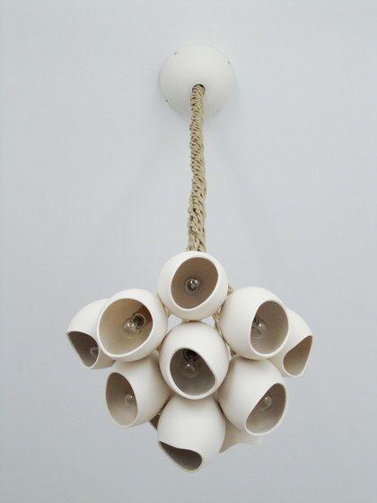Porcelain Cluster | 11 Piece by Farrah Sit by Farrah Sit