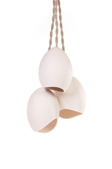 Porcelain Cluster | 3 Piece by Farrah Sit by Farrah Sit