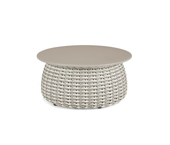 Porcini Side table by DEDON by DEDON