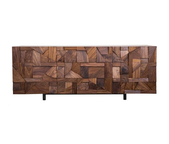 Relief Credenza by Todd St. John by Todd St. John