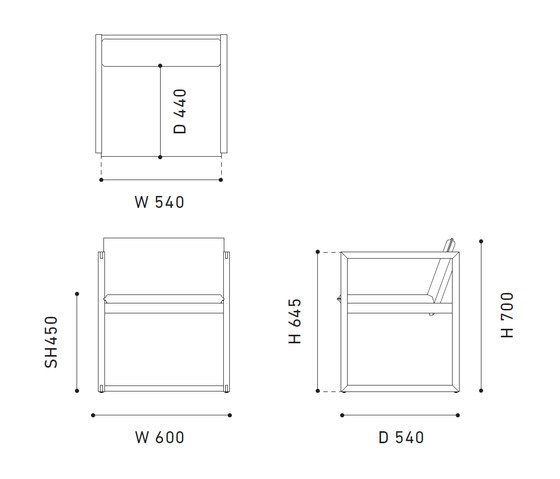 Ren | Paper Yarn by Karimoku New Standard by Karimoku New Standard