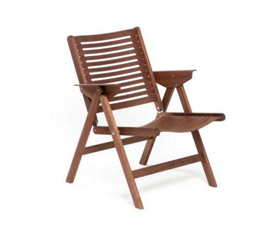 Rex Lounge Chair walnut by Rex Kralj by Rex Kralj