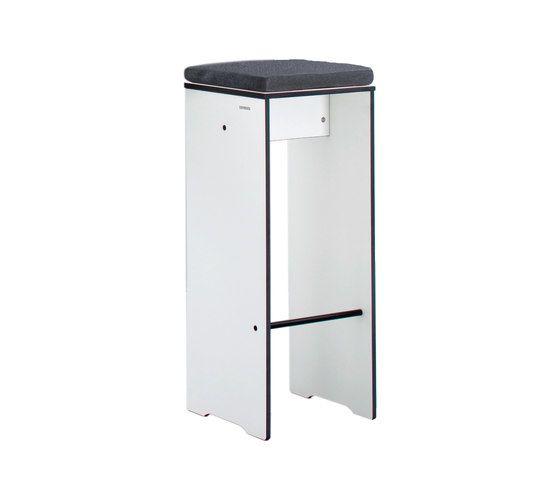 Riva bar stool by Conmoto by Conmoto