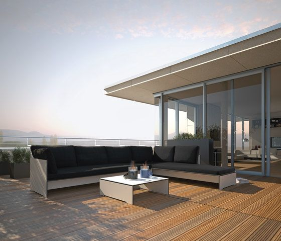 Riva lounge combination A by Conmoto by Conmoto