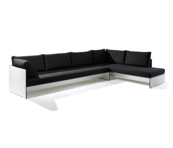 Riva lounge combination C by Conmoto by Conmoto