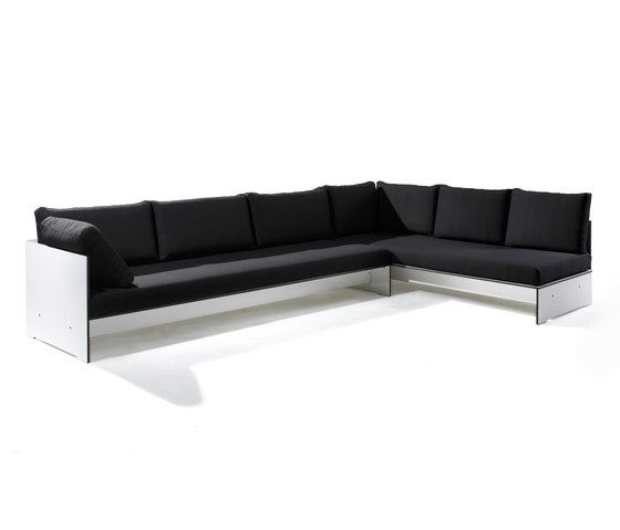 Riva lounge combination D by Conmoto by Conmoto