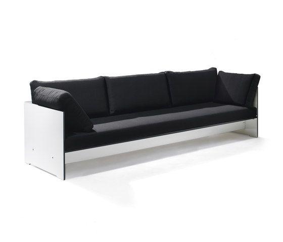 Riva lounge sofa by Conmoto by Conmoto
