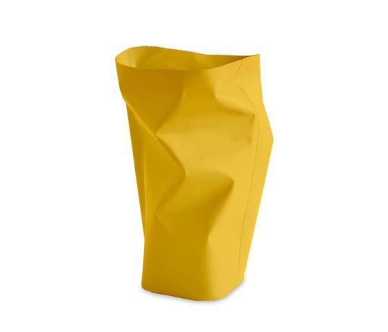 Roll-Up Paper Bin M by L&Z by L&Z