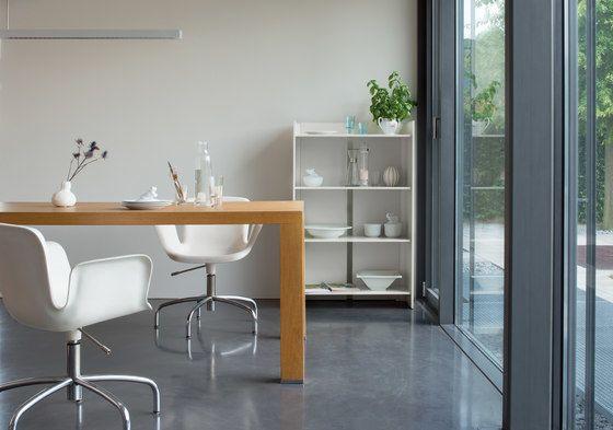 Rotondo shelf 80 x 125 by Conmoto by Conmoto