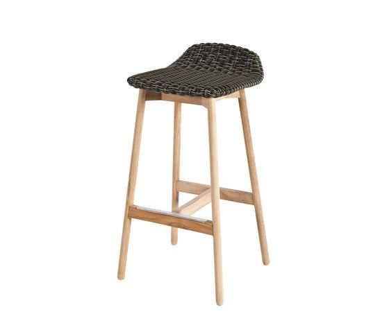 Round Bar stool by Point by Point