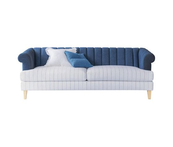 Rumba Sofa by Designers Guild by Designers Guild