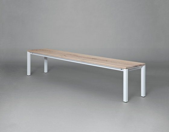 S 600 cpsdesign Bench | Wood by Janua / Christian Seisenberger by Janua / Christian Seisenberger