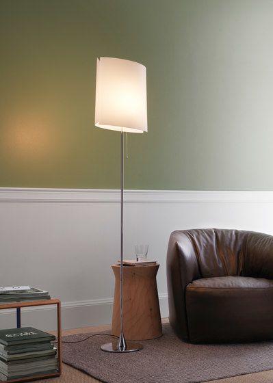 Sara Floor lamp by FontanaArte by FontanaArte