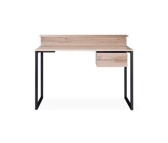 SC 06 Desk   Wood   Wood–HPL by Janua / Christian Seisenberger by Janua / Christian Seisenberger