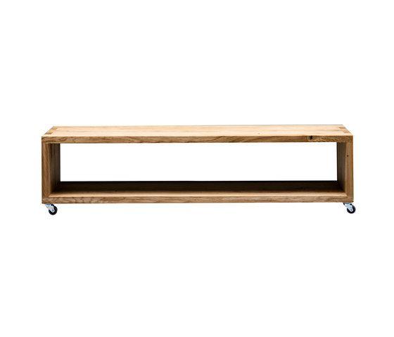 SC 28 Media bench by Janua / Christian Seisenberger by Janua / Christian Seisenberger