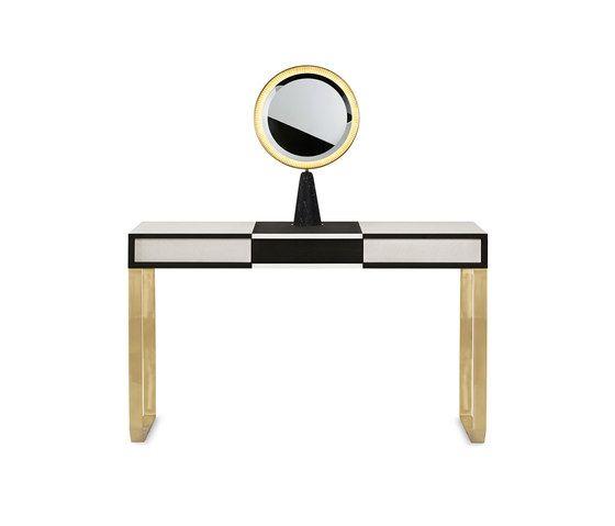Selene Vanity desk by Gallotti&Radice by Gallotti&Radice