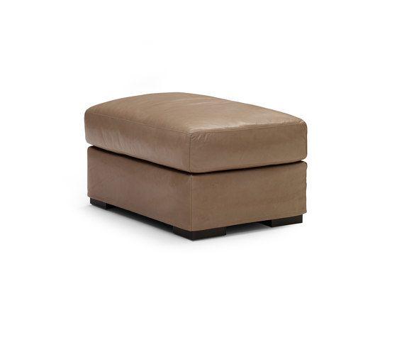 Sergio footstool by Linteloo by Linteloo