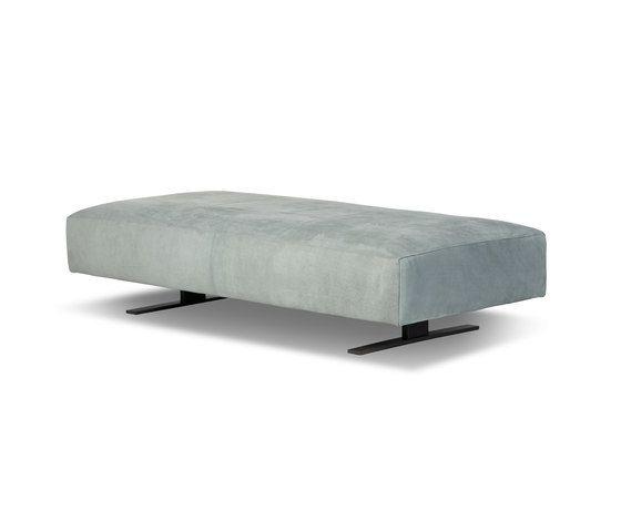 Settee footstool by Linteloo by Linteloo